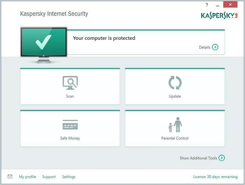 Kaspersky Internet Security 2015 extends ransomware protection