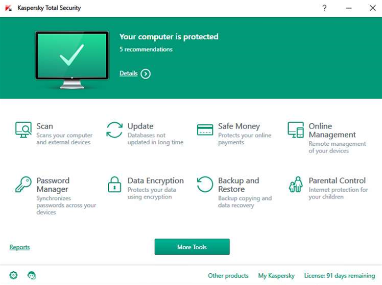 Kaspersky 2017 brings VPN, better adware blocking/ removal