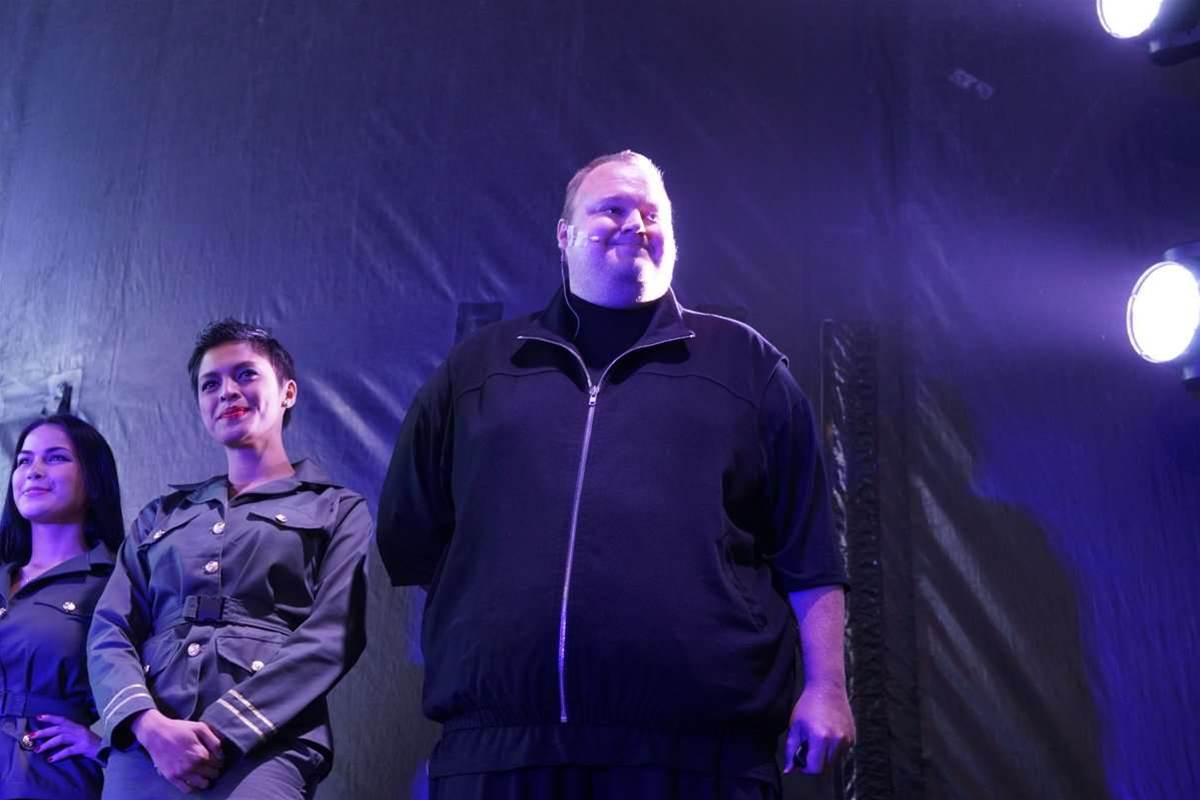 Kim Dotcom faces extradition to US