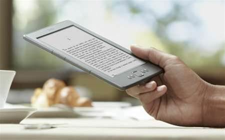 Review: Sony Reader Wi-Fi Touch VS Kindle Wi-Fi