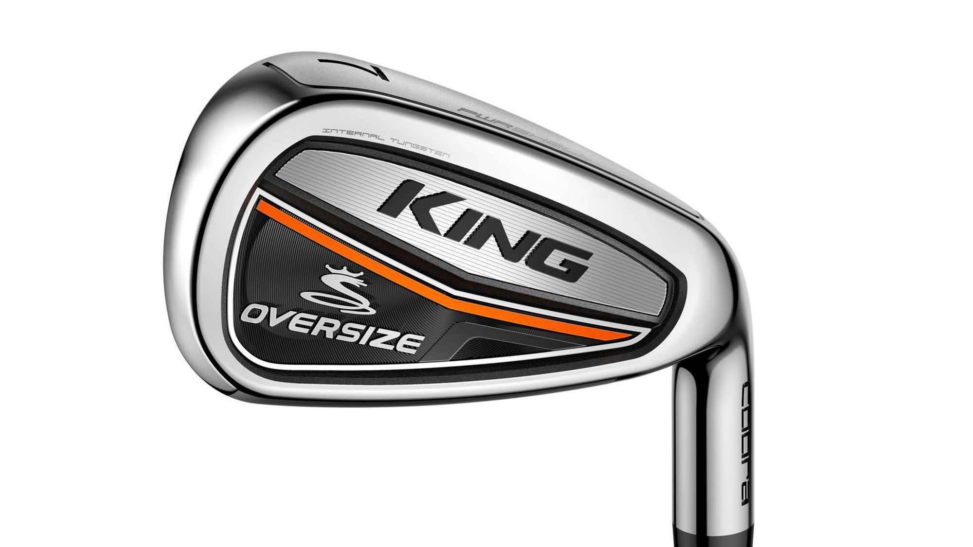 NEW GEAR: King Oversized irons