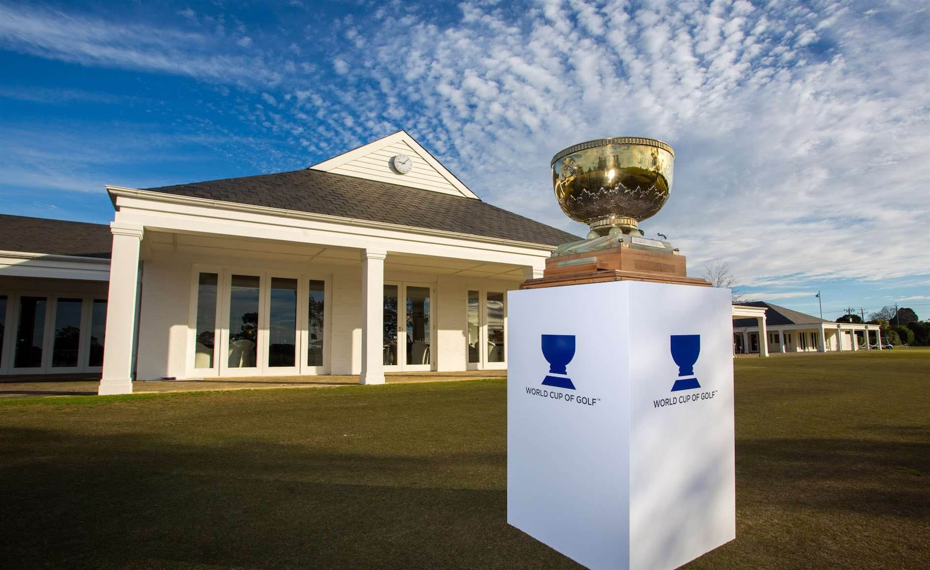 WORLD CUP: Final field announced for Kingston Heath