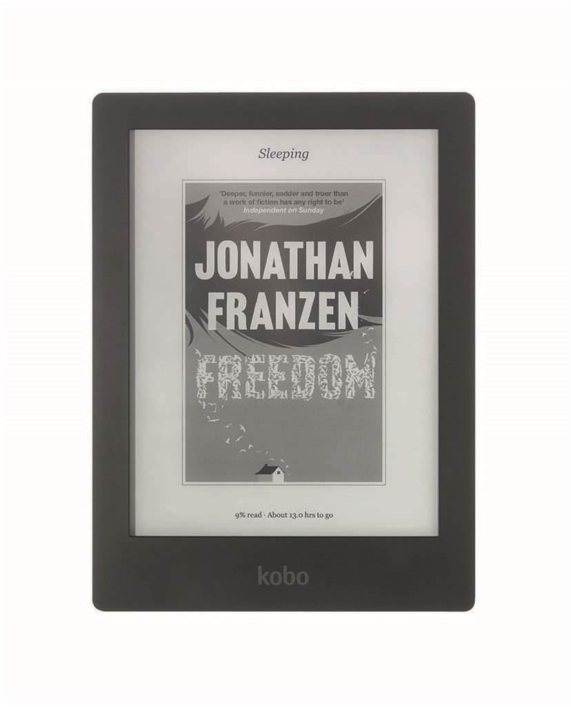 Review: Kobo Aura HD