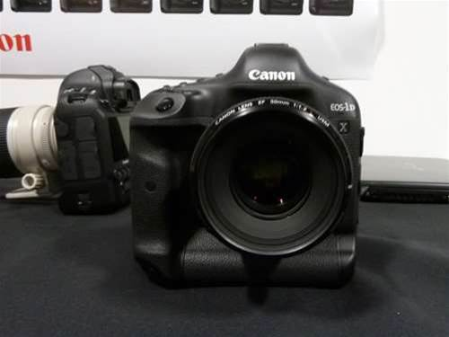 Canon EOS 1D X hands-on