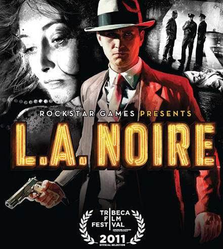 L.A. Noire gets a nod from the Tribeca Film Festival
