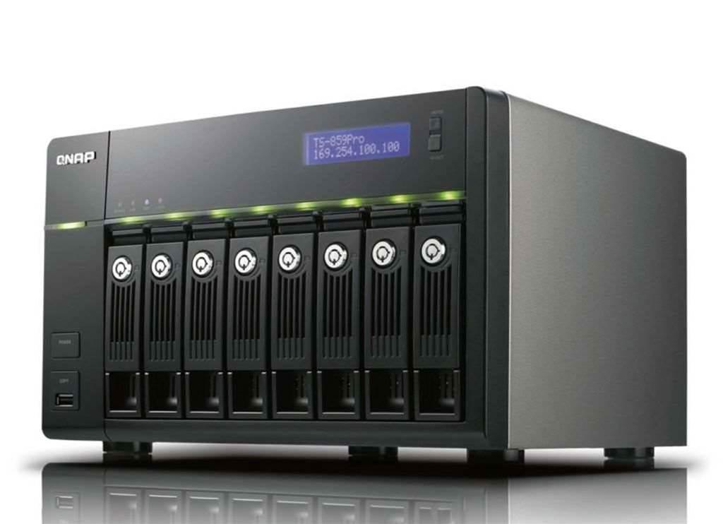 Review: Qnap TurboNAS TS-853 Pro