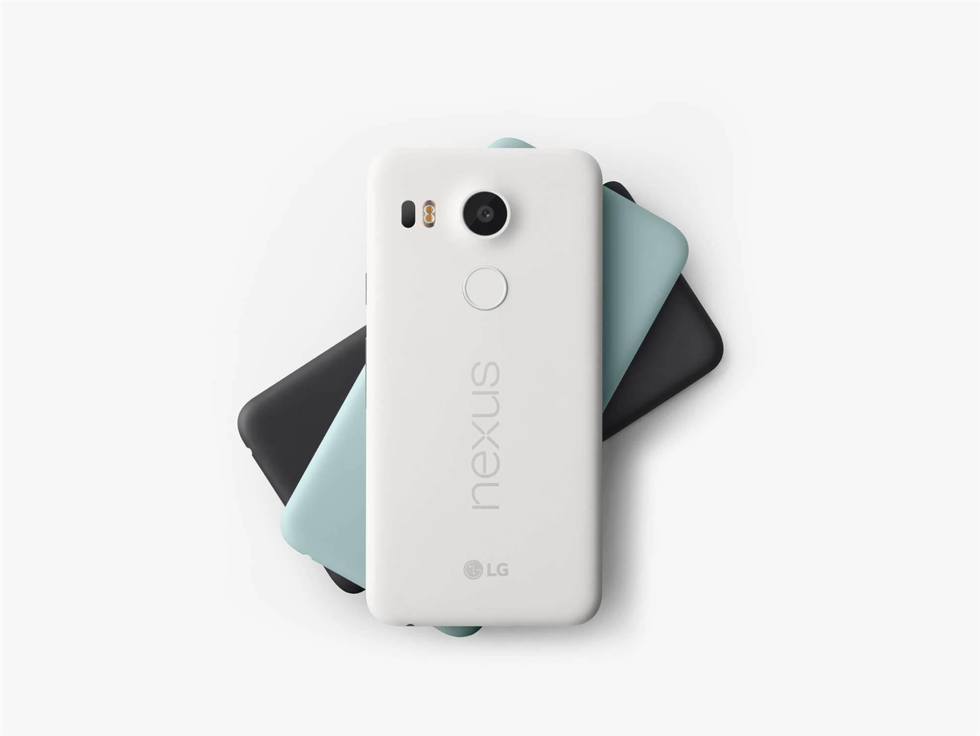 Nexus 5X and Nexus 6S land in Australia