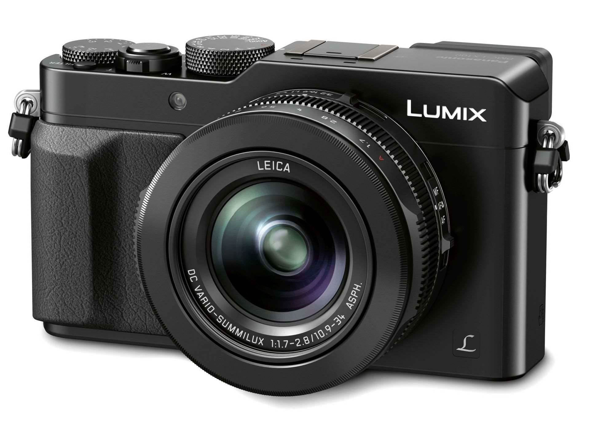 Labs Brief: Panasonic Lumix LX100