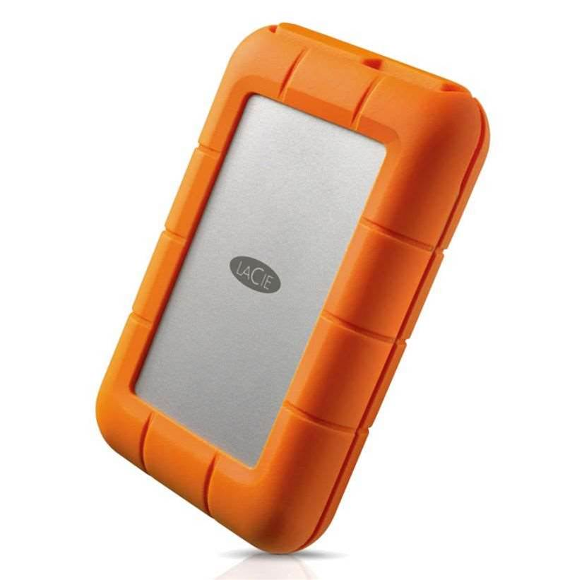 One Minute Review: Lacie Rugged RAID