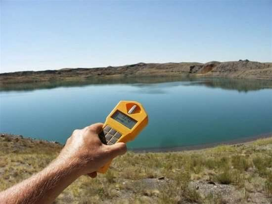 Atomic Lake Now Safe Enough To Swim