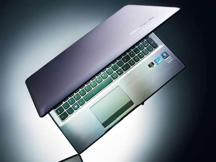 Review: Lenovo IdeaPad Z570