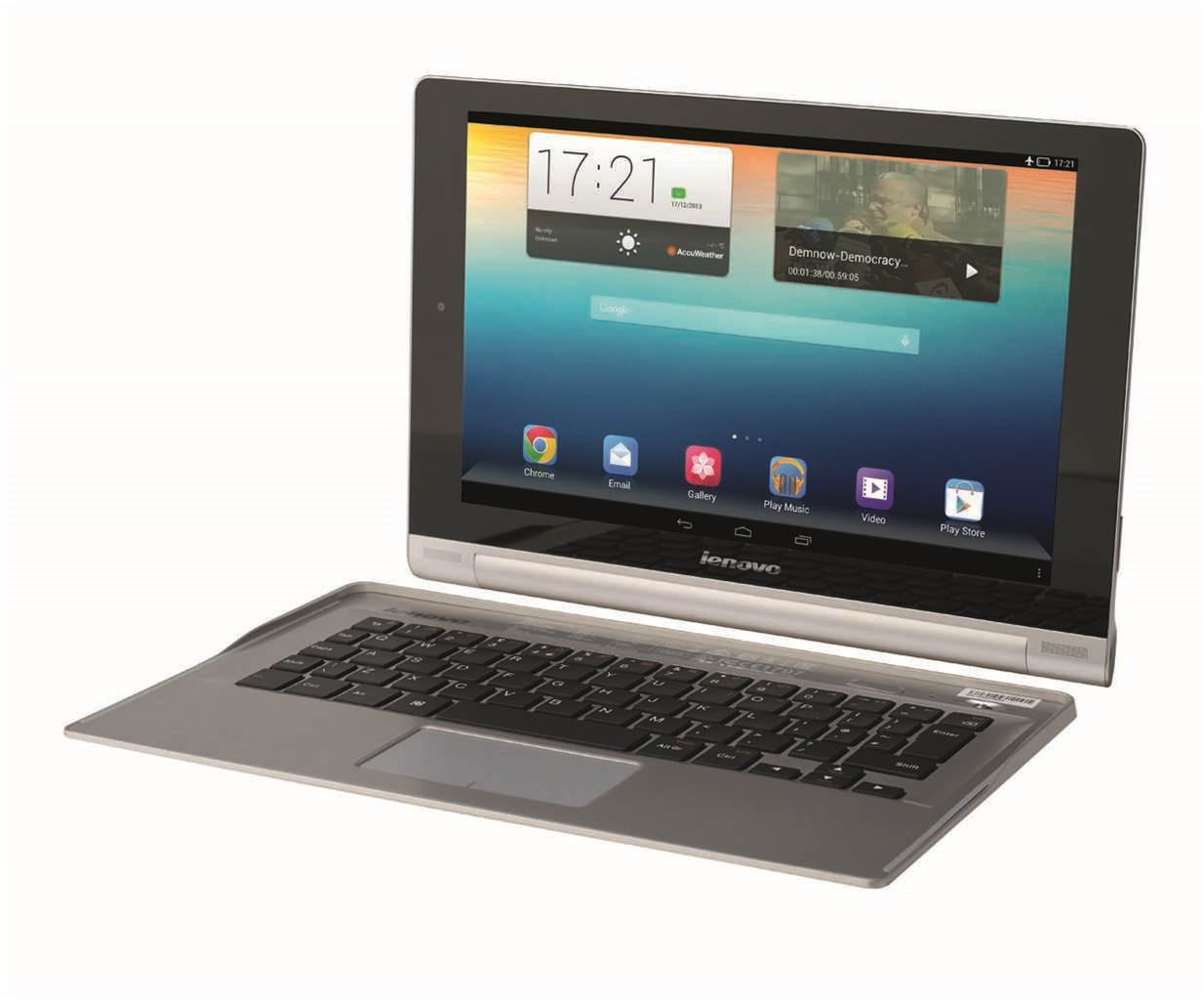 Review: Lenovo Yoga Tablet 10