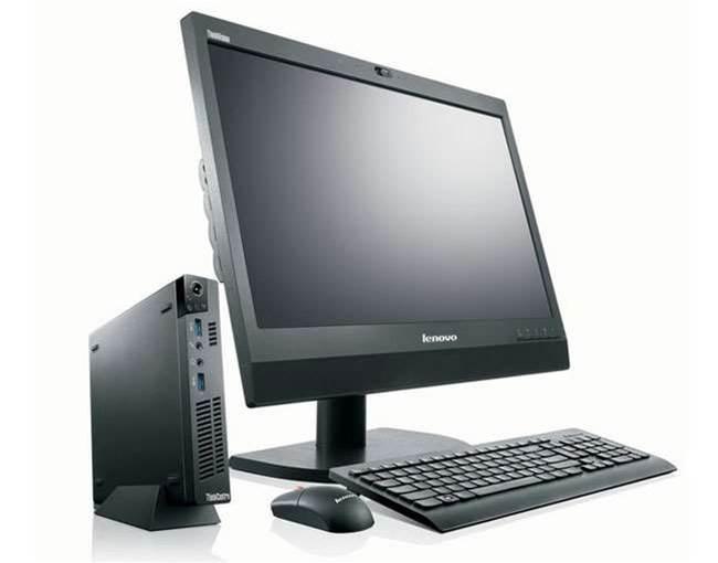 Lenovo launches six 'tiny' new desktops