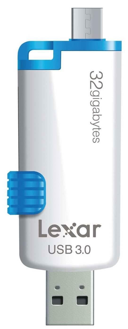Labs Brief: Lexar USB Jumpdrive M20 mobile