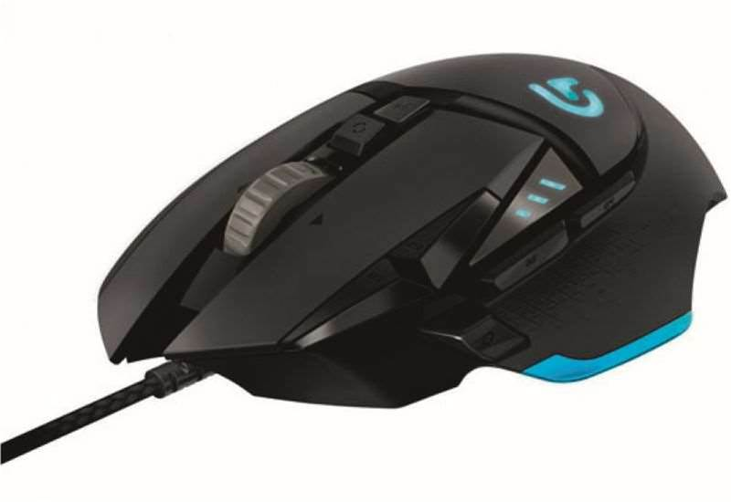 Review: Logitech G502 gaming mouse is a return to form