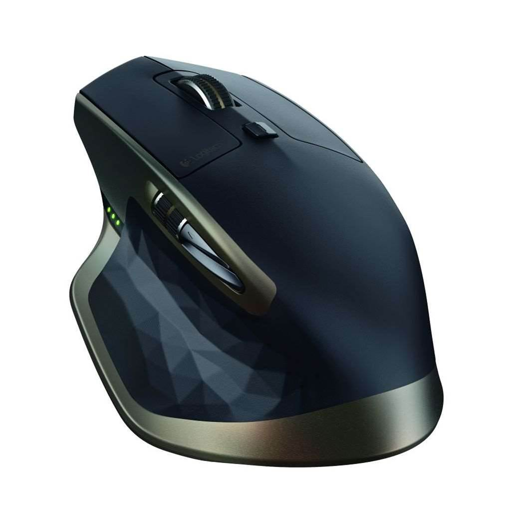 One Minute Review: Logitech MX Master wireless mouse