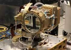 NASA sets space communications speed record