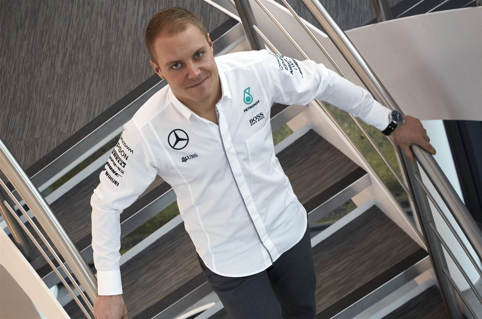 Bottas confirmed at Mercedes