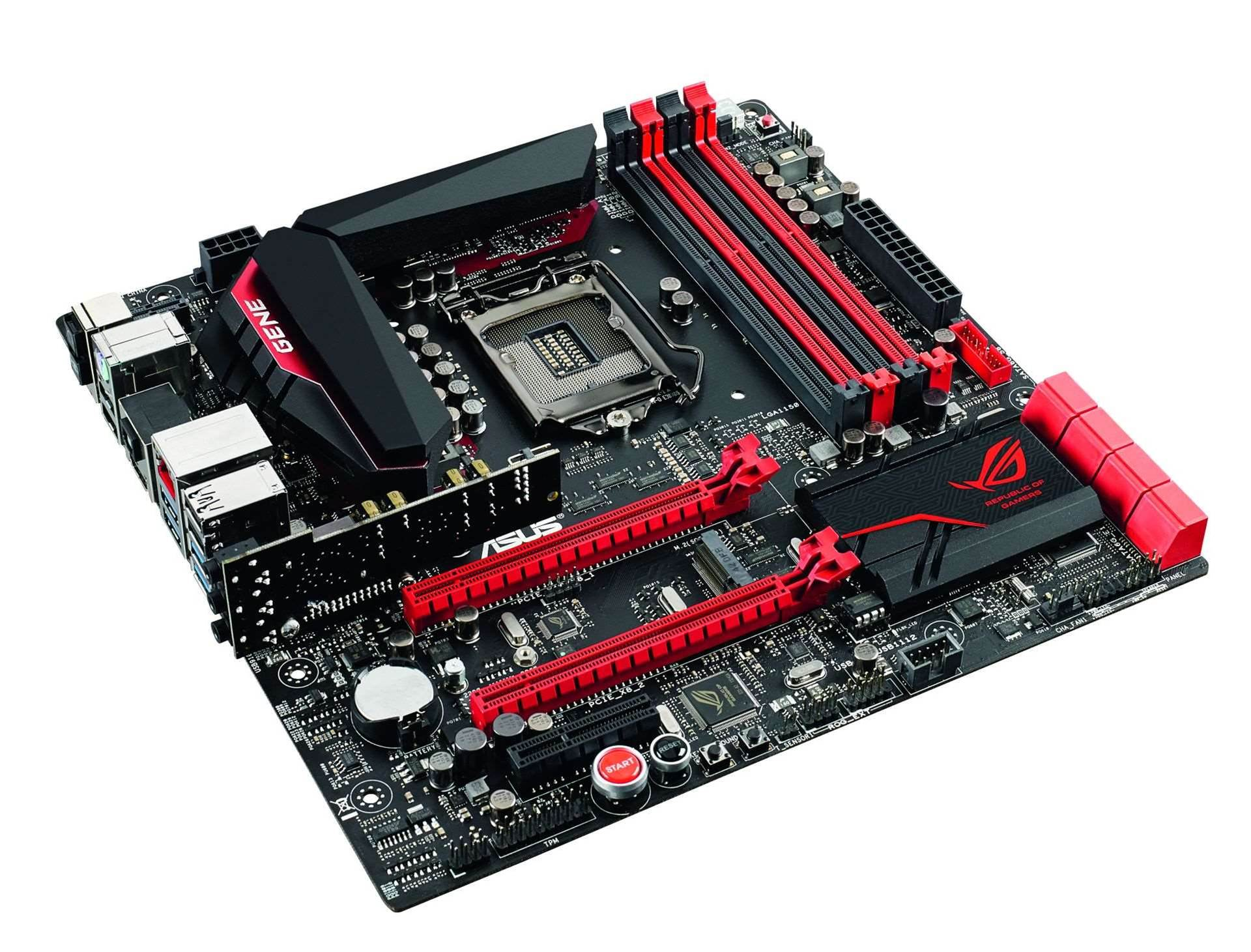 Little Rippers: Micro-ATX motherboards