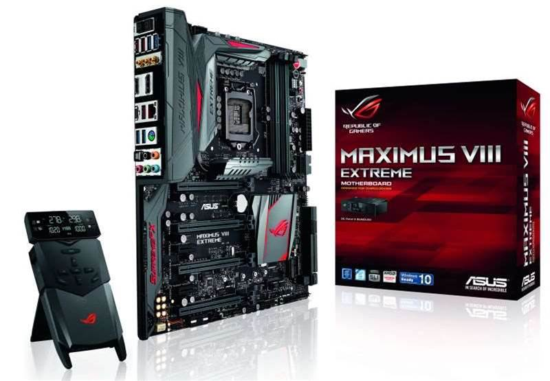 Review: Asus Maximus VIII Extreme