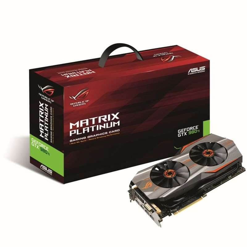 Review: Asus GeForce GTX 980 Ti Matrix Platinum