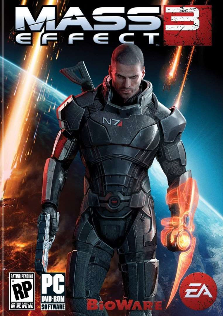 Fan-made Mass Effect 3 trailer reminds us of all that is awesome in Mass Effect