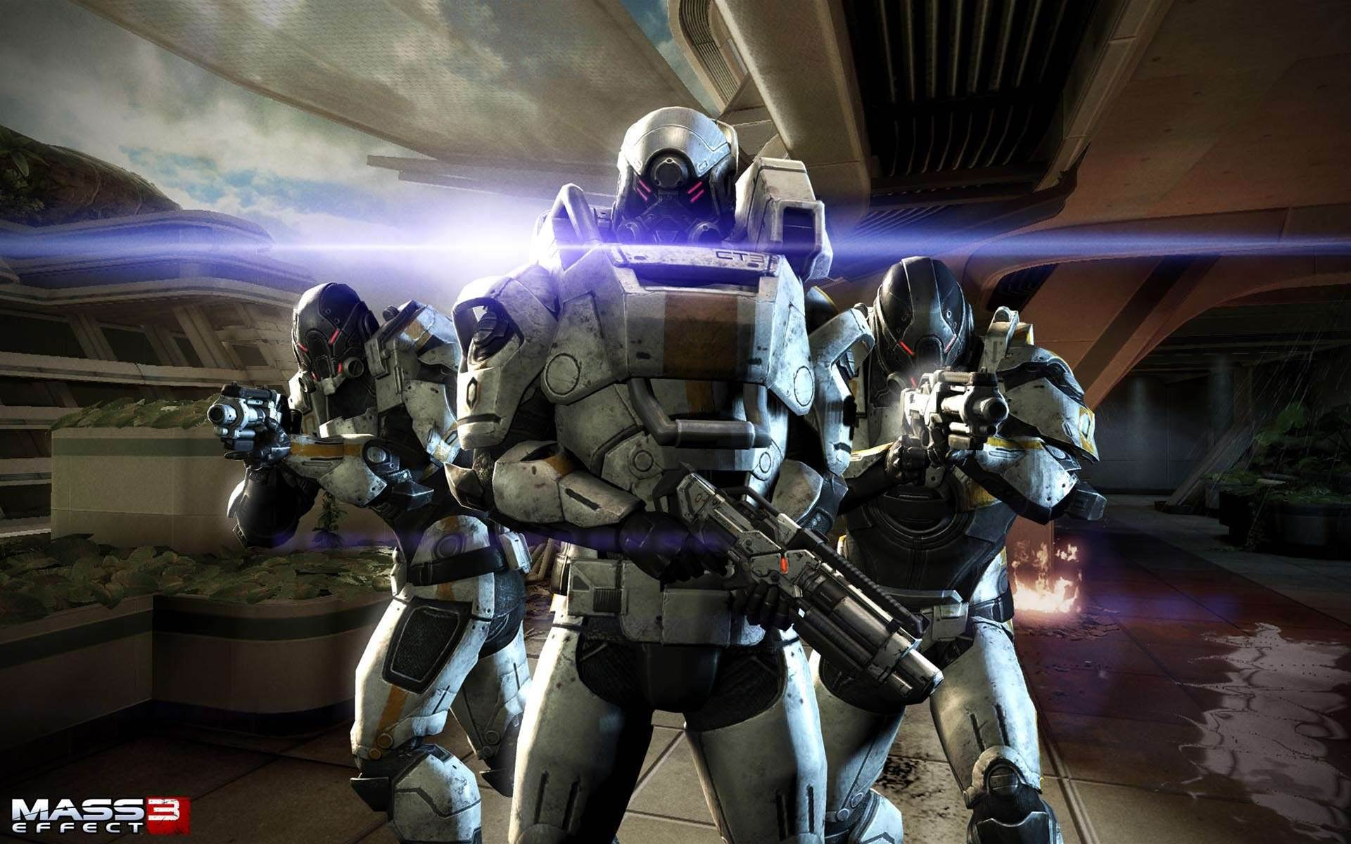 Mass Effect 3 demo coming soon - and to PC!
