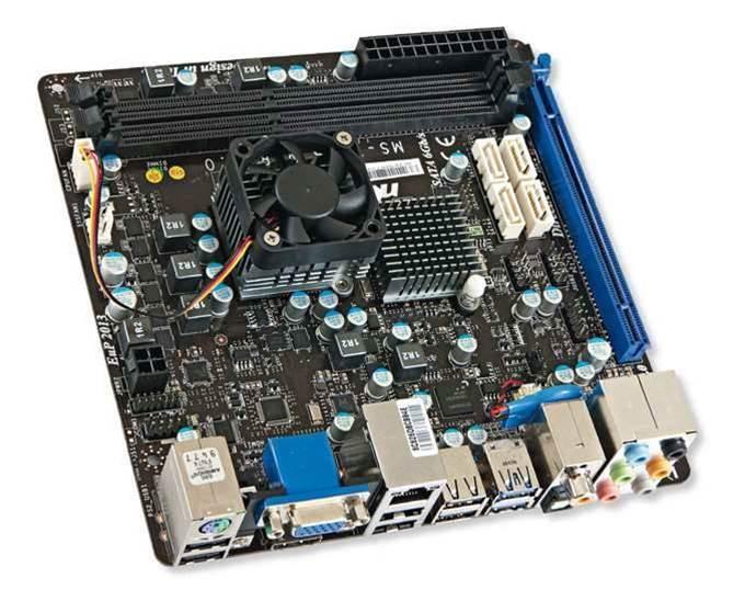 MSI's E350N-USB3 Fusion APU