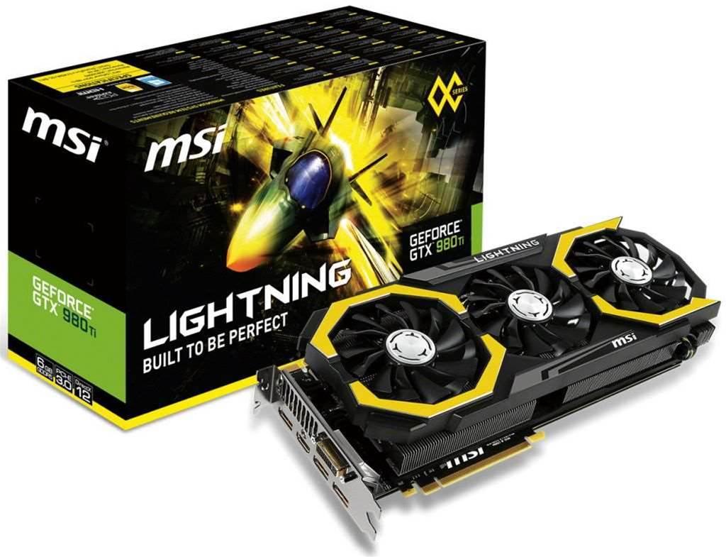 Review: MSI GTX 980 Ti Lightning