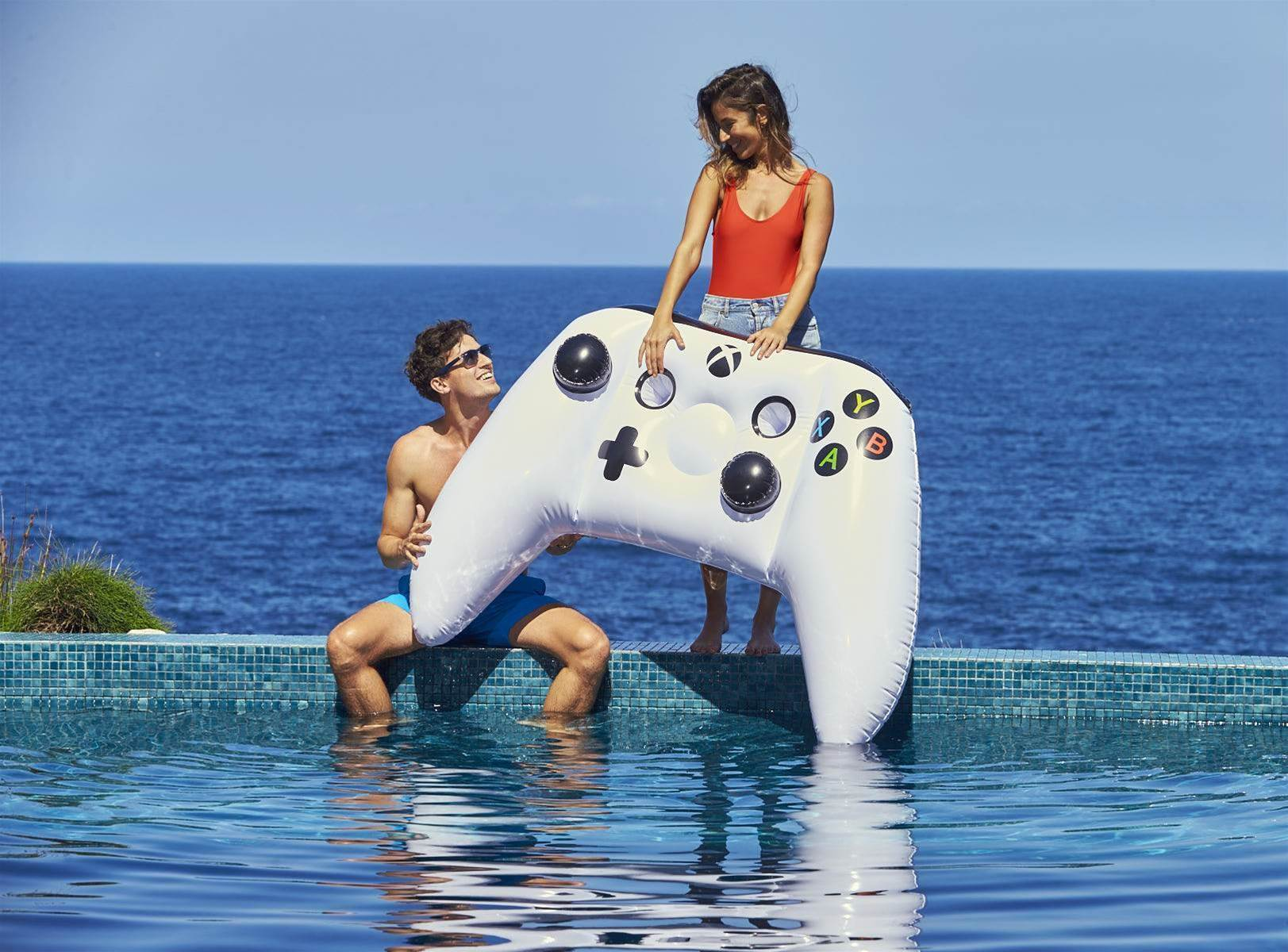 This inflatable Xbox One controller could save your life!