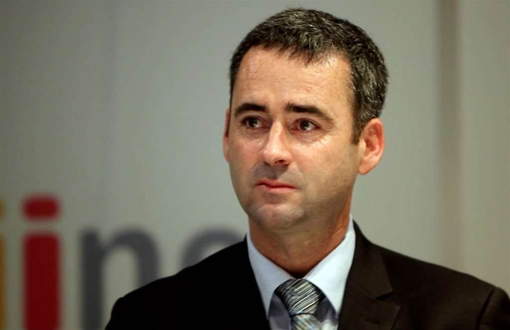 iiNet chief Malone quits