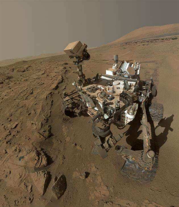 New Mars Rover Will Have Lasers, X-Ray Vision, And More