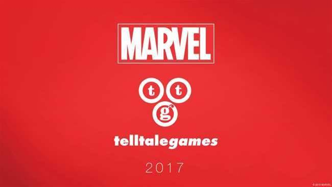 Marvel and Telltale join forces