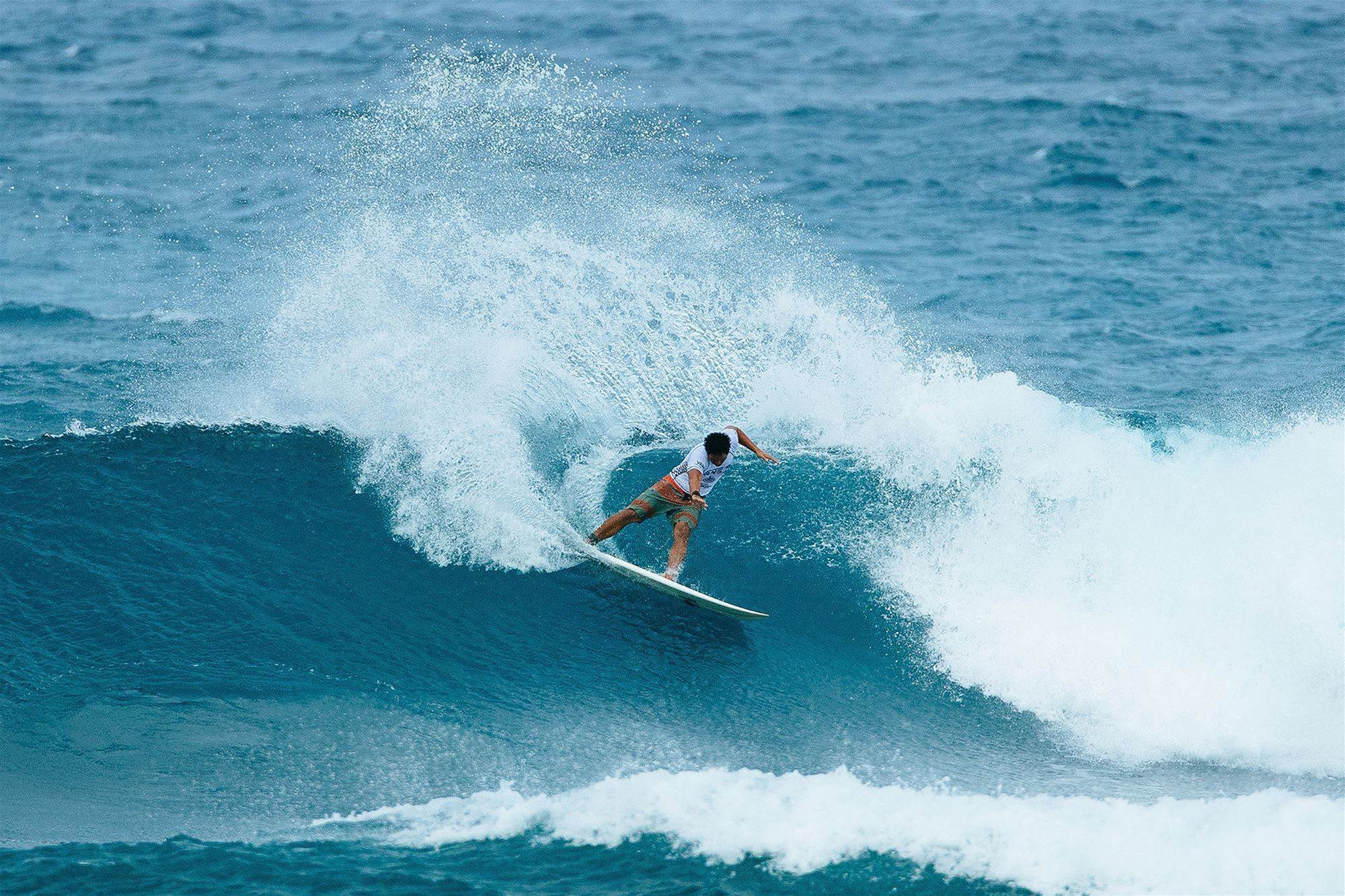 The Vans World Cup Of Surfing Kicks Off