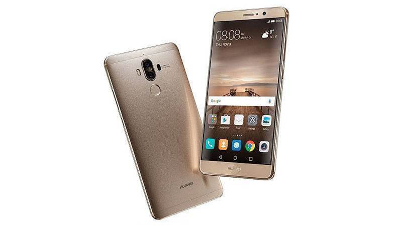 Huawei Mate 9 available in Australia next month