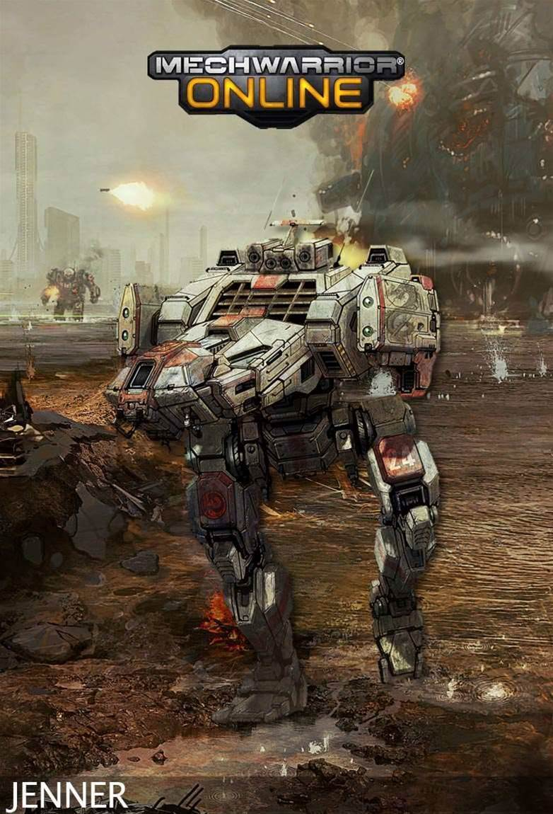 PC specs for Mechwarrior Online revealed