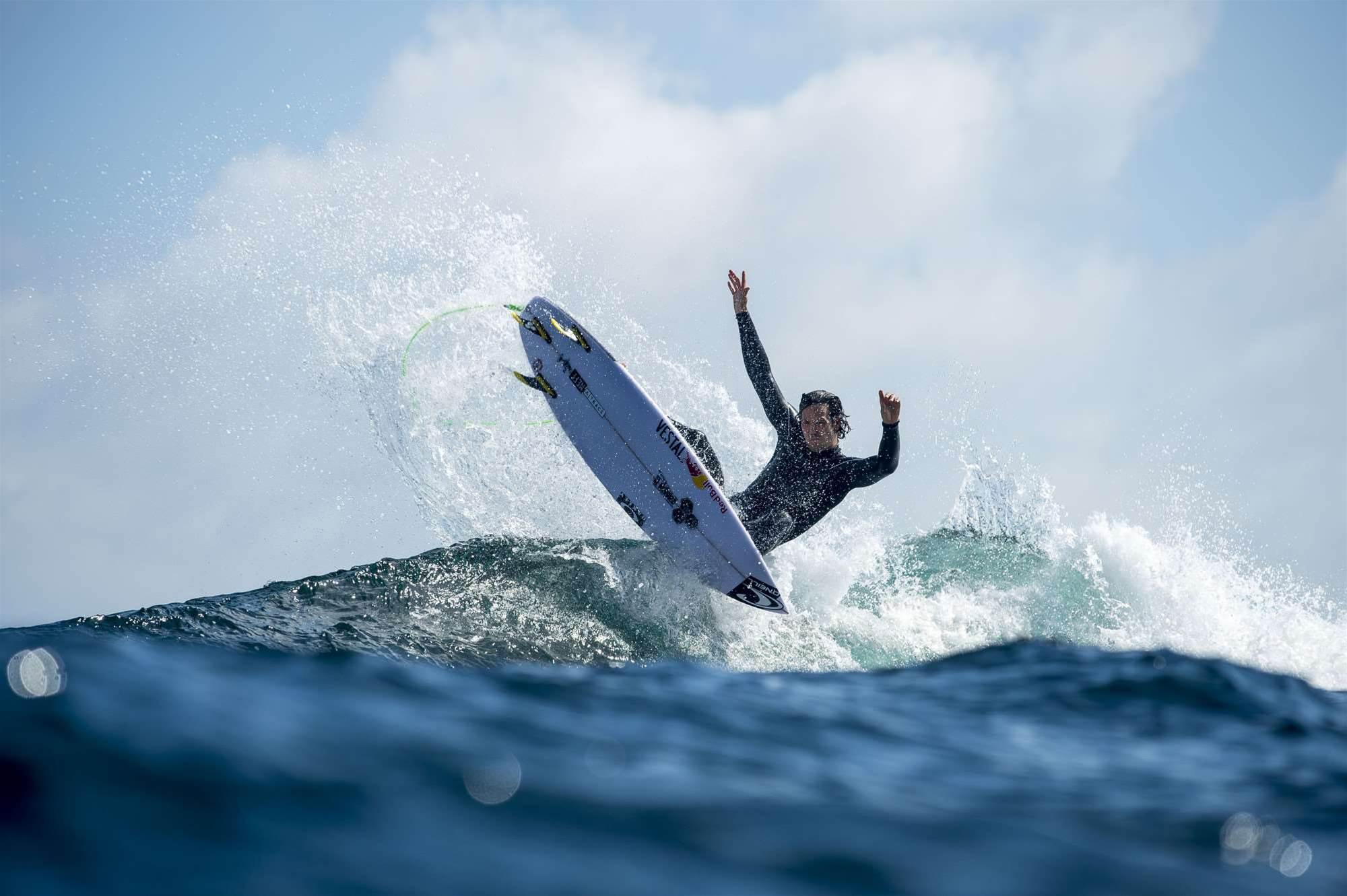 Exclusive: Jordy Smith's Post Victory Interview!