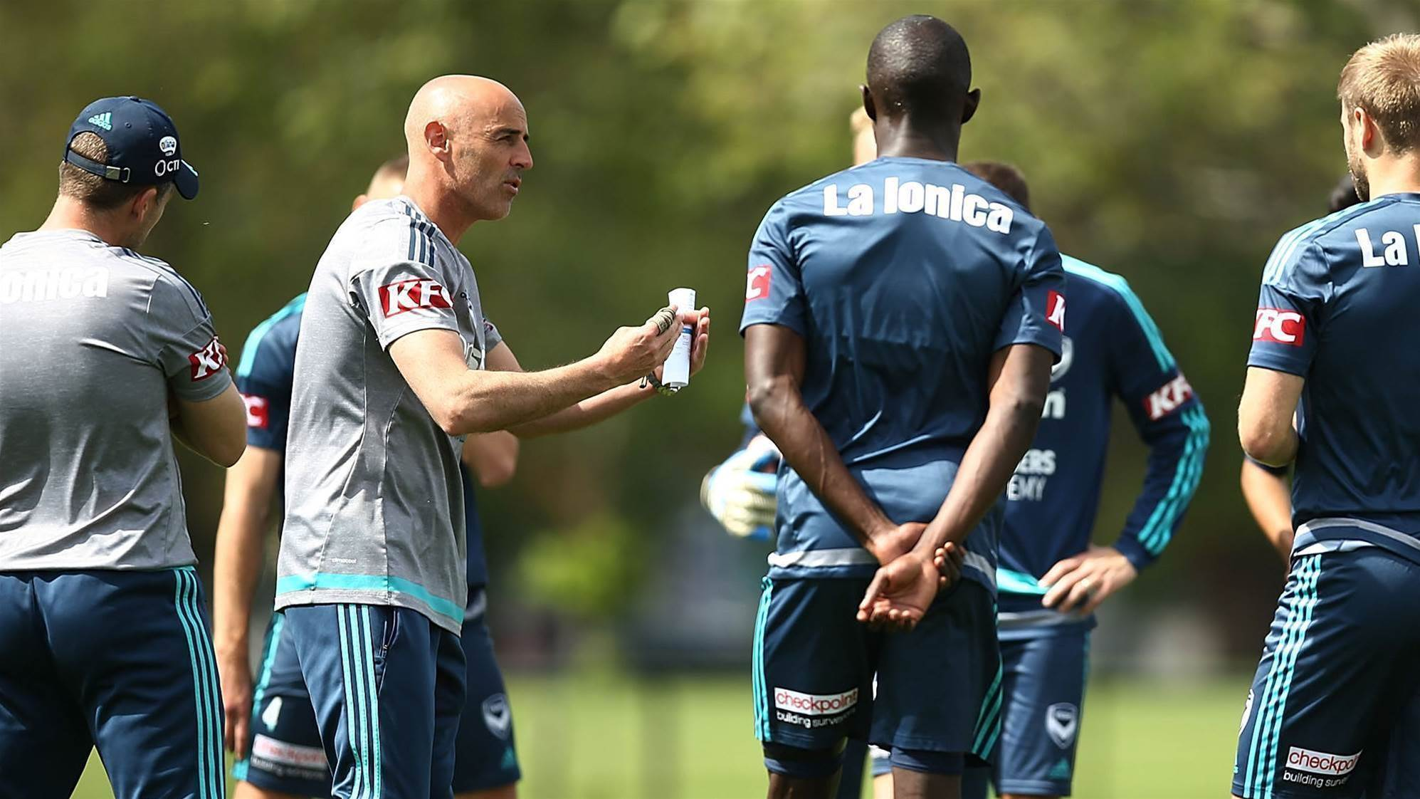 Muscat: Geria needs improvement before Socceroos call-up