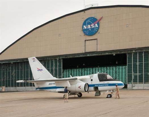 NASA Flies Over Lake Erie To Scan For Dangerous Algae Blooms