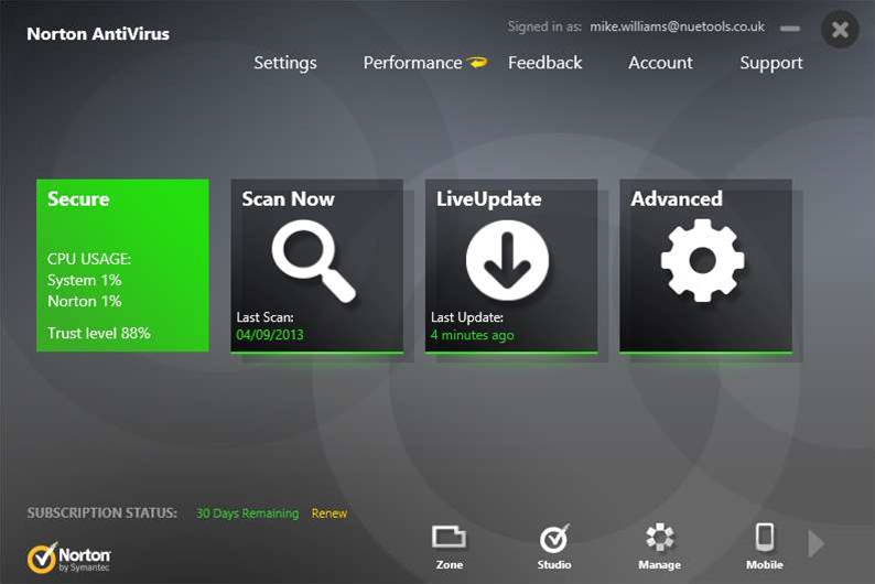 Norton 2014 improves protection and repair, supports Windows 8.1