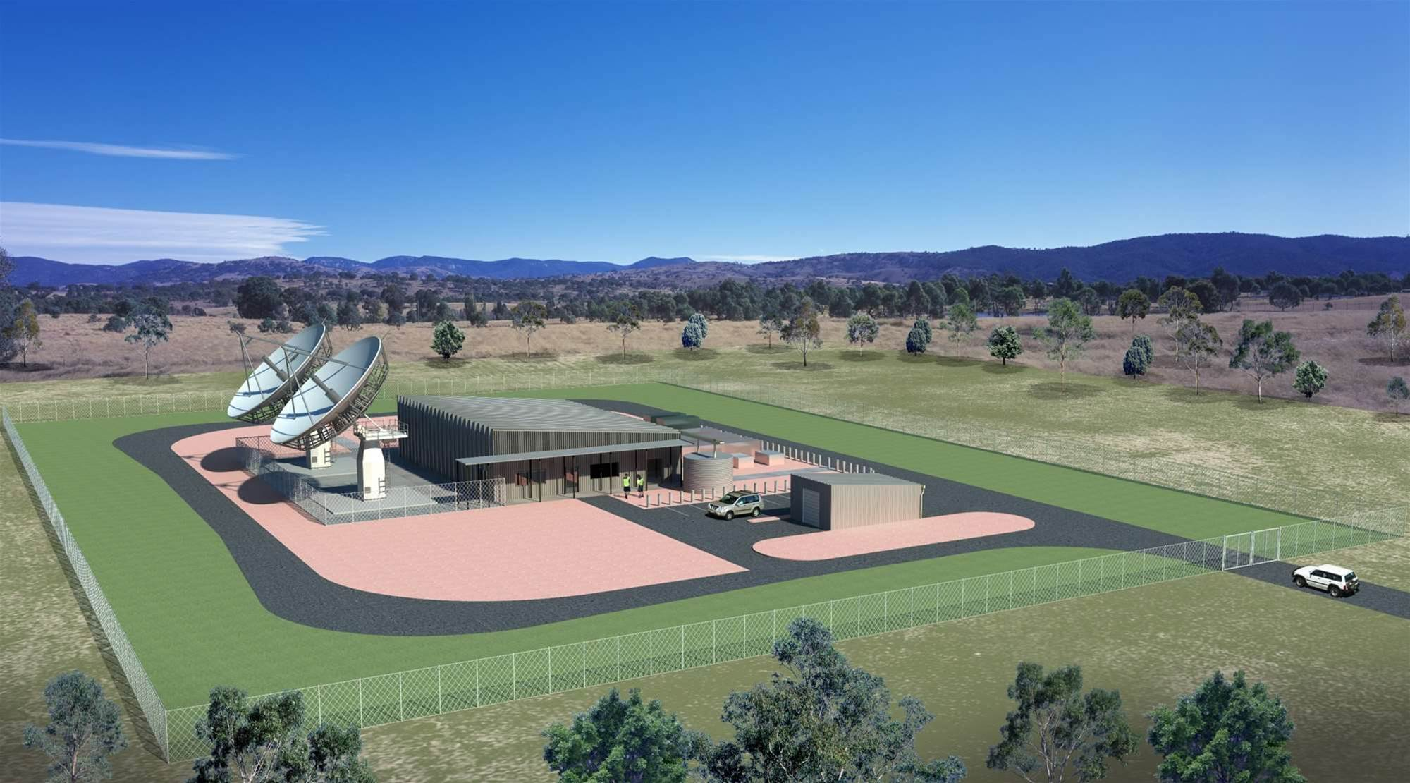 NBN Co to build satellite facility at Roma