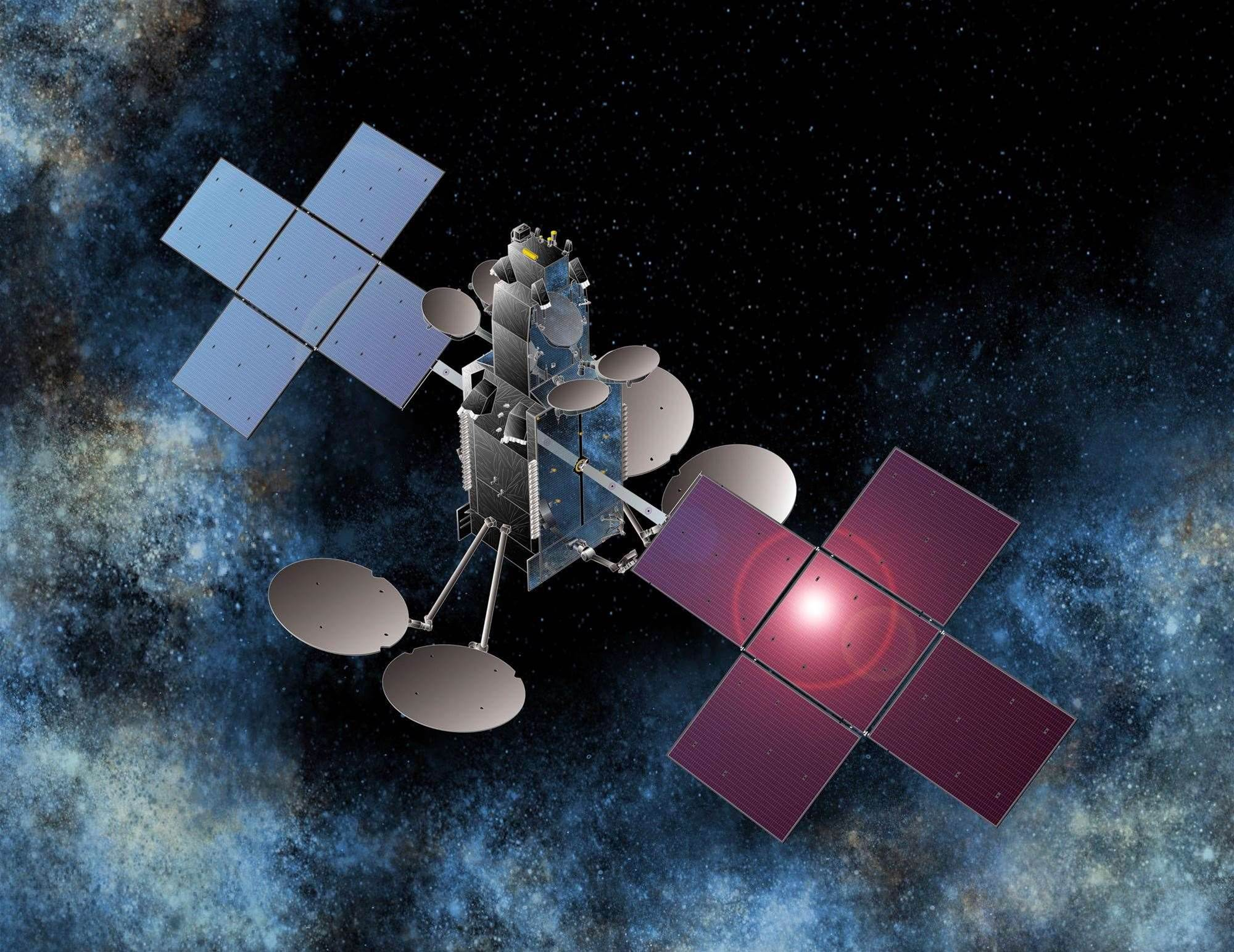 NBN Co orders long-term satellites