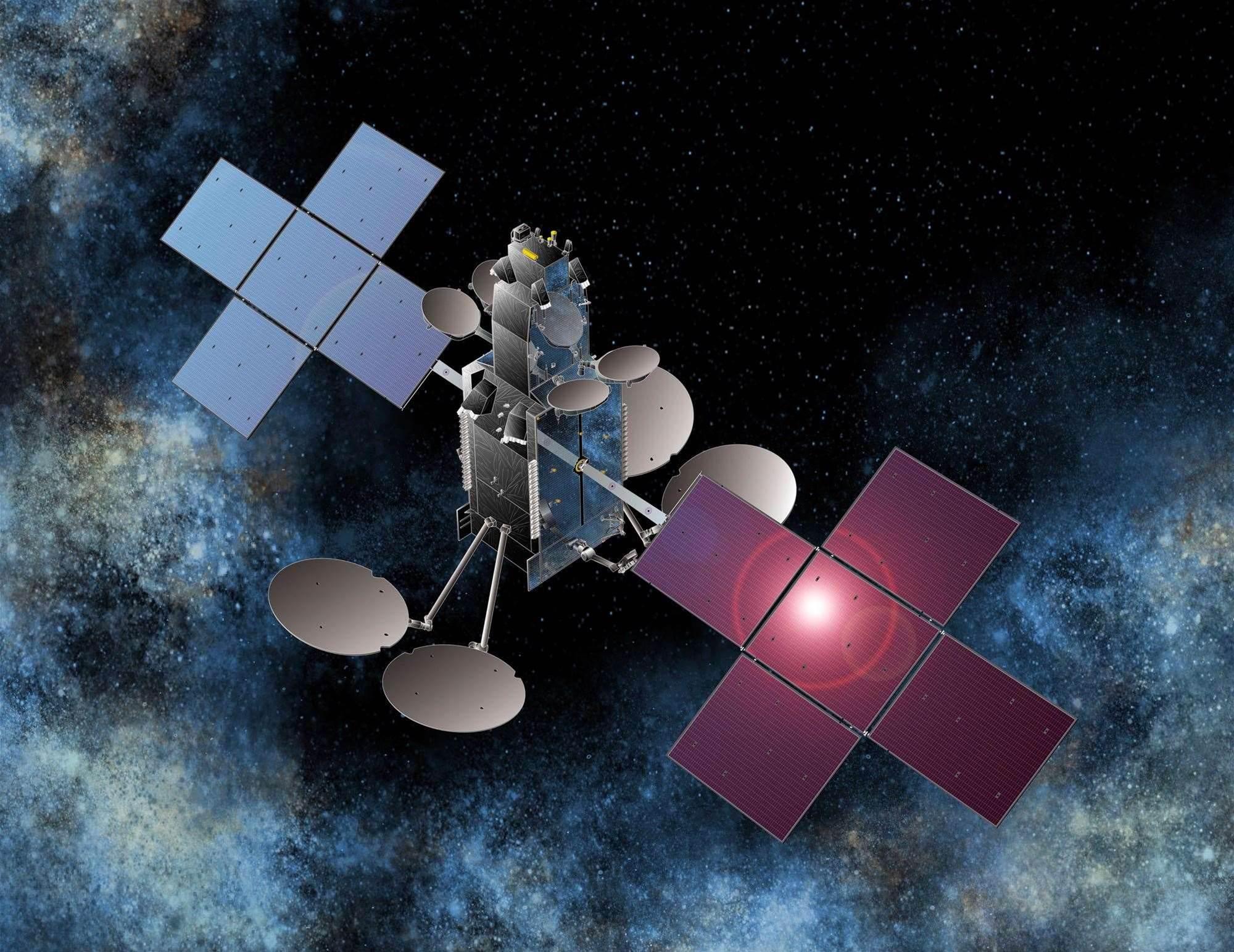 NBN Co orders long-term satellites