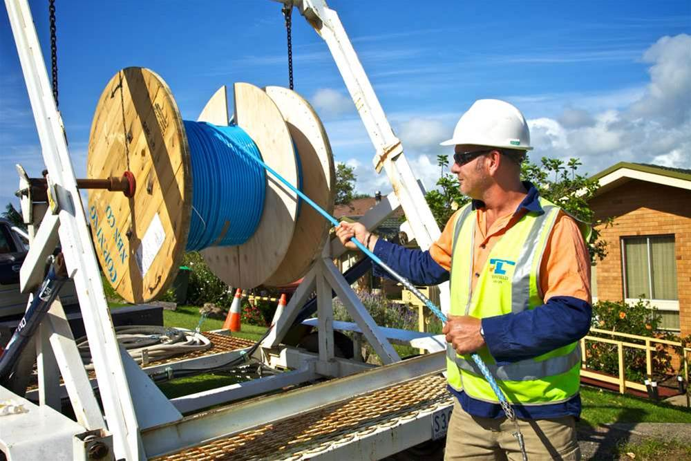 NBN Co begins FTTB rollout