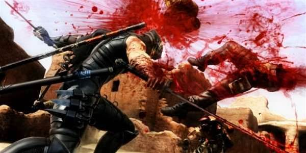 Ninja Gaiden 3: Razor's Edge is Australia's first R18 game