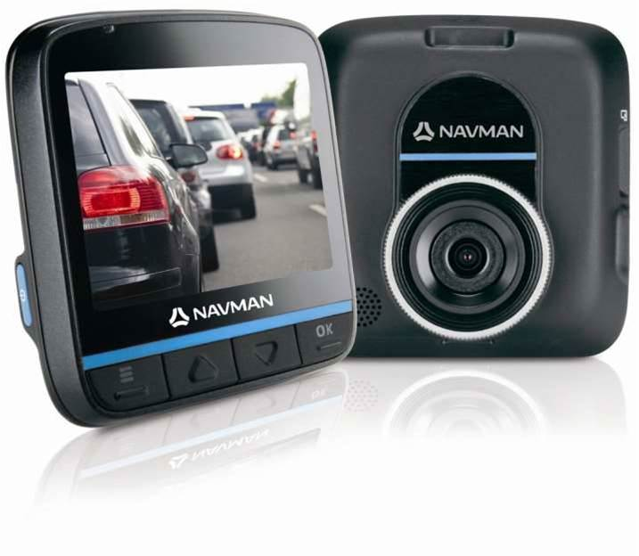 Navman releases in-car digital driver recorders