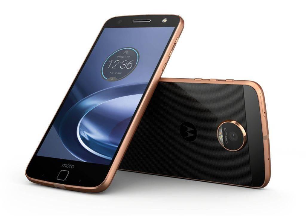 Review: Motorola Moto Z smartphone