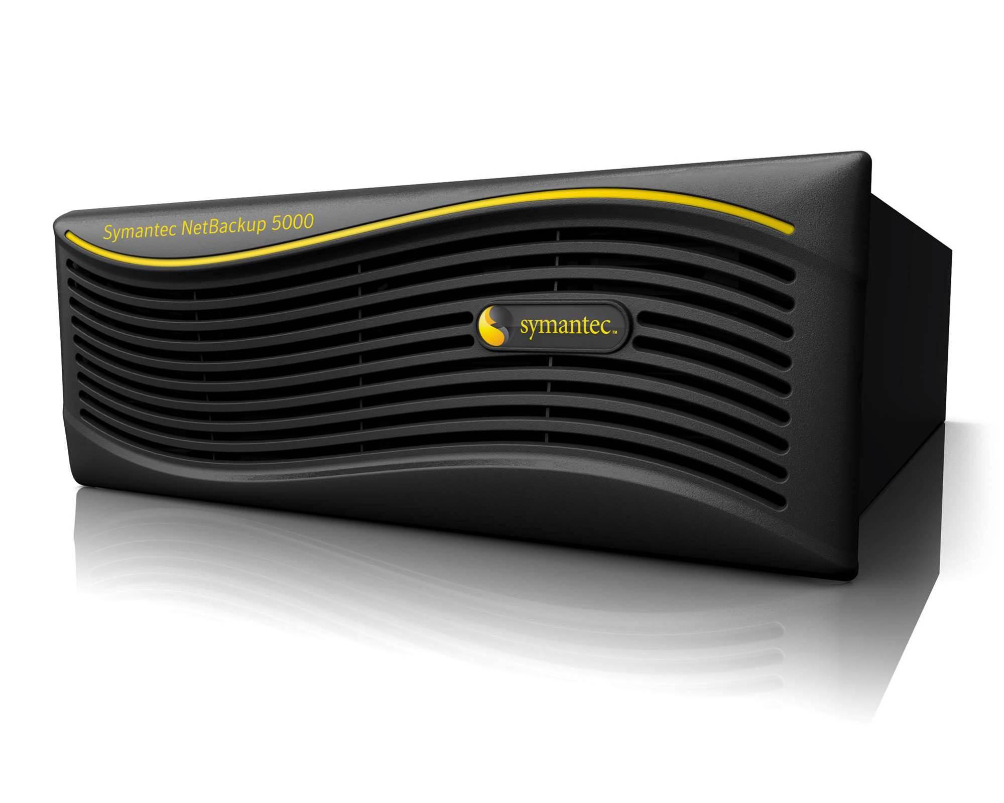 Symantec guns for storage appliance market