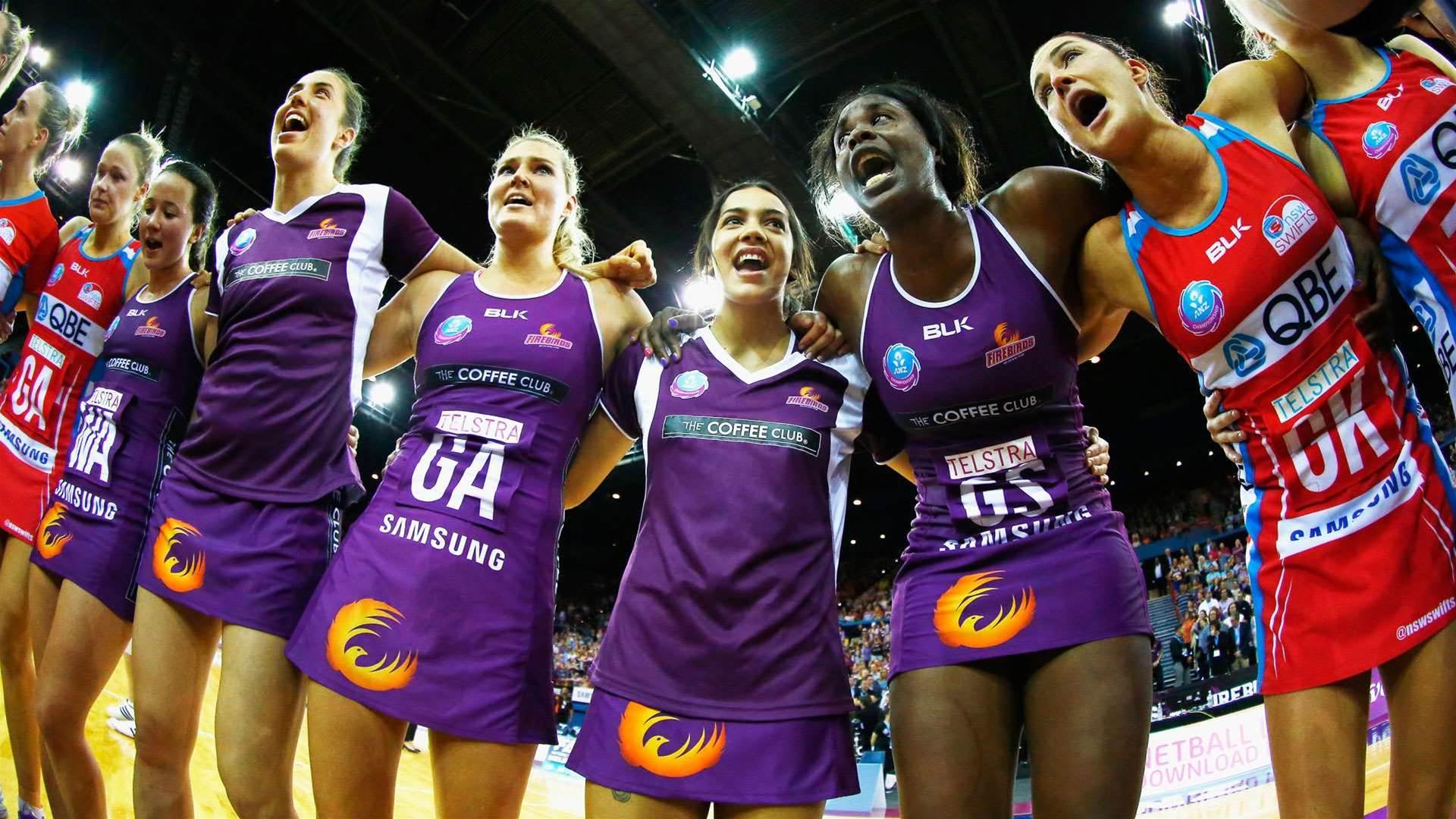 Win for netballers' career-life balance