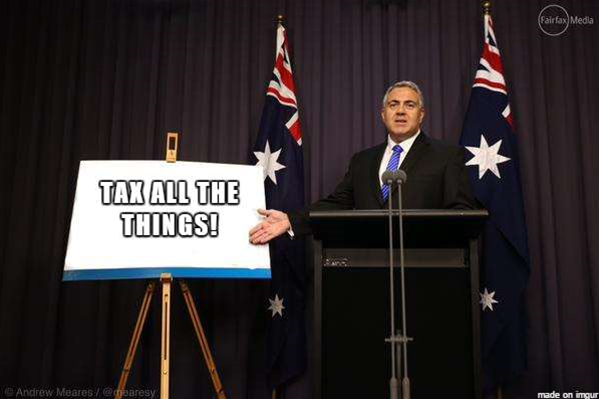 Treasurer Hockey confirms GST for digital purchases